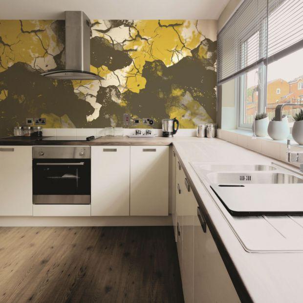 Fototapeta na 3 sposoby: Dekorujemy kuchnię i meble kuchenne
