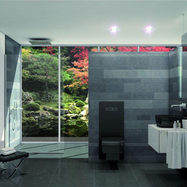 Nowoczesna łazienka: postaw na minimalizm