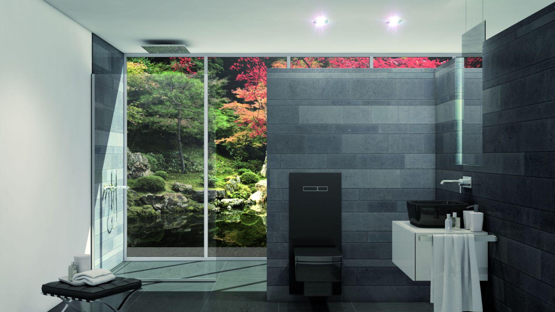Nowoczesna łazienka: stawiamy na minimalizm. Fot. TECE