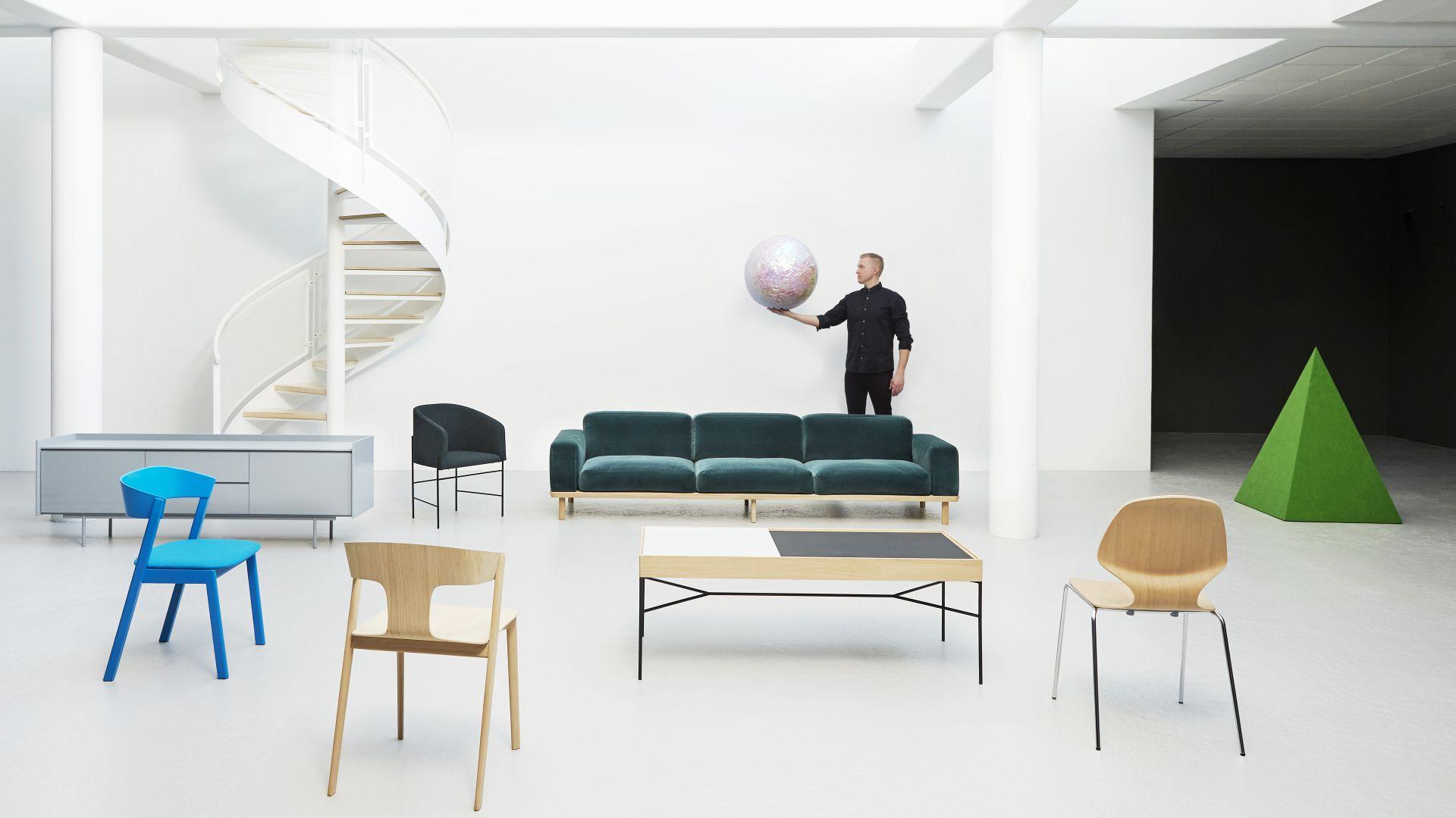 Projekty Rene Hougaard. Fot ARDE design studio