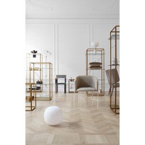 Krzesło jadalniane Covent dla marki Newworks. Fot ARDE design studio
