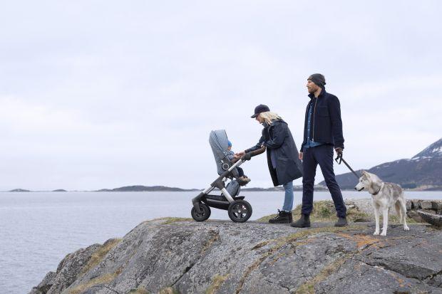 Wózek dziecięcy dla miłośników natury