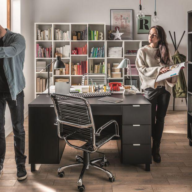 Domowe biuro - 10 pomysłów jak je urządzić