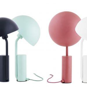 Ruchomy klosz lampy Cap pozwala skierować światło w dowolną stronę. Fot. Normann Copenhagen
