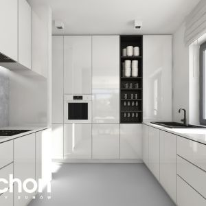 Dom pod hikorą 2 – kolekcja: projekty małych domów ARCHON+