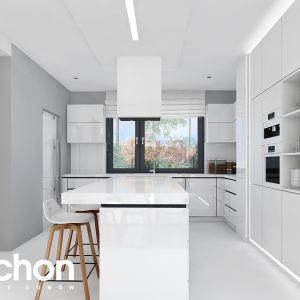 Dom w maciejkach (G2) – kolekcja: projekty domów nowoczesnych ARCHON+