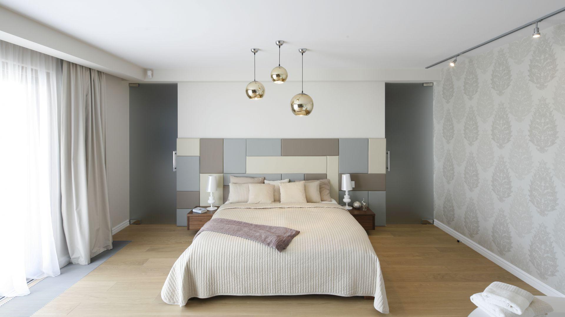 Sypialnia W Nowoczesnym Stylu Piękne Wnętrza Z Polskich Domów