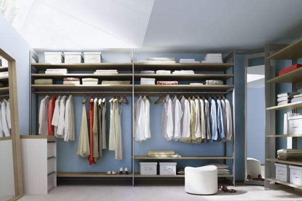 Garderoba jak z filmu - zobacz nowoczesne rozwiązania
