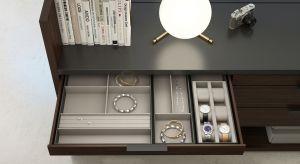 Spersonalizowane doposażenie szuflad Brerra. Produkt zgłoszony do konkursu Dobry Design 2018.