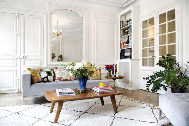 Piękny, klasyczny apartament francuskiego cukiernika