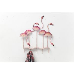 Wieszak Flamingo Party. Fot. Kare Design / 9design