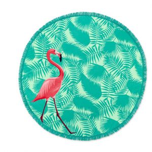 Podkładka z różowym flamingiem. Fot. Tchibo