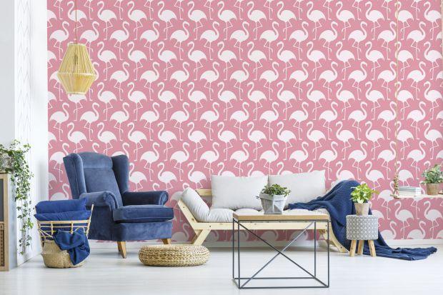 Trendy 2017 - różowe flamingi to jest hit
