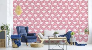 Różowe flamingi zawładnęły zbiorową wyobraźnią.Są wszędzie: na tapetach, tekstyliach, ceramice i dodatkach.<br /><br />