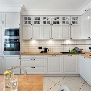 Nowoczesna kuchnia - strefa zmywania. Fo. Studio Max Kuchnie