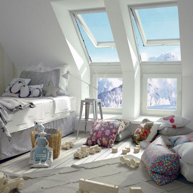 Okna dachowe: komfortowe i bezpieczne