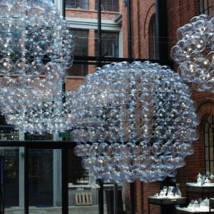 Lampa Bubbles. Fot. Puff Buff