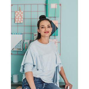 Izabela Adamowicz – kobieta sukcesu, twórczyni marki Balmam. Zdjęcia: Paulina Kania. Set Designer: Urszula Kaczmarek