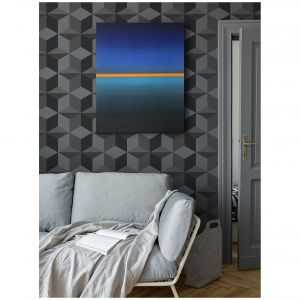 Fototapeta lateksowa Grey Geometric. Fot. Fototapeta4u.pl
