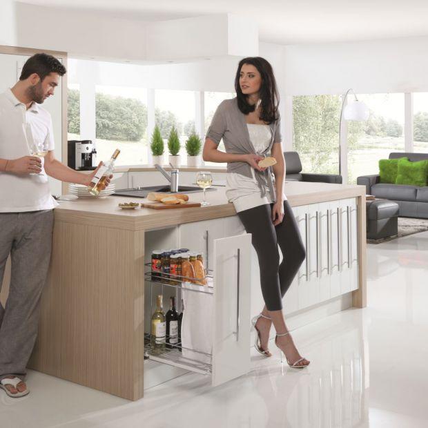 Funkcjonalna kuchnia - zobacz nowoczesne rozwiązania