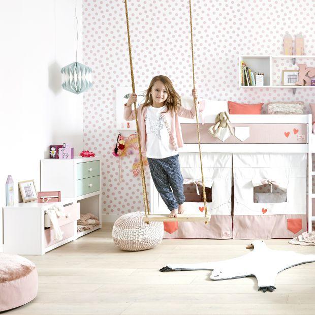 Niesamowite meble do pokoju dziecięcego