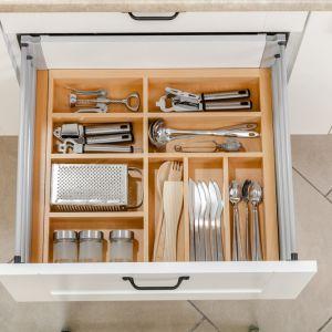 Wkład do szuflad Wood In Set. Fot. GTV