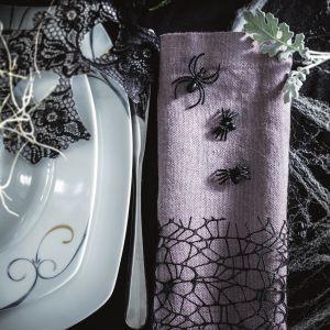 Serwis Victoria Halloween. Fot. Fyrklovern