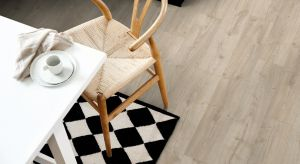 To właśnie oni wymyślili w 1977 roku podłogi laminowane! Wśród partnerów tegorocznego Forum Dobrego Designu witamy markę podłóg Pergo!