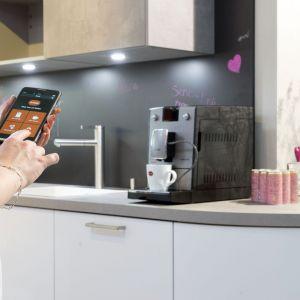 System Aroma Balance w ekspresach CafeRomatica z serii 7 naśladuje umiejętności baristy. Fot. Nivona