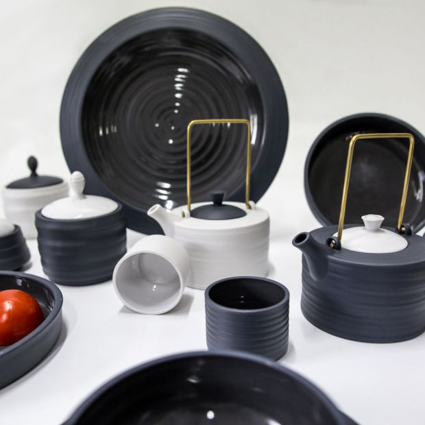 Piękna porcelana - naczynia dla nowej kultury kulinarnej