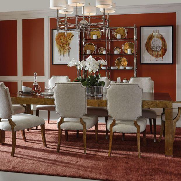 Odświętny stół - zobacz stylizacje w amerykańskim stylu