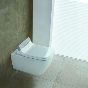 Nowoczesna łazienka: stelaż podtynkowy. Fot. Duravit