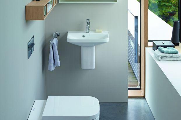 Nowoczesna łazienkowa - ceramika podtynkowa