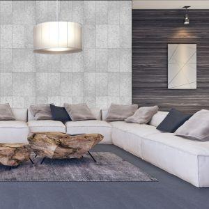 Beton architektoniczny na ścianie. Na zdjęciu: Socho Decor System. Fot.  Buszrem
