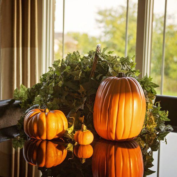 Jesień w domu - dekoracje na poprawę nastroju