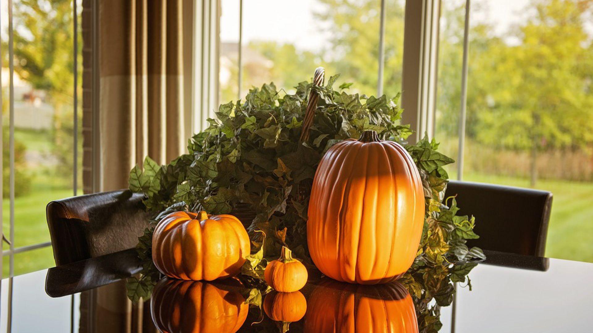 Jesienna aranżacja wnętrza. Fot. Urzędowski