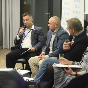Propertydesign.pl Workplace Talks w trakcie Property Forum Trójmiasto 2017