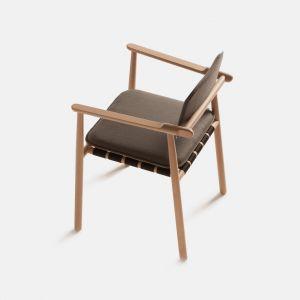 Fotel Belk dla Capdell. Projekt: Studio Szpunar. Fot. Capdell