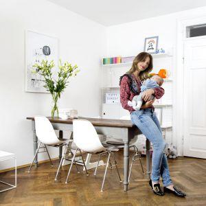 Skandynawskie mieszkanie pięcioosobowej rodziny. Fot. Westwing