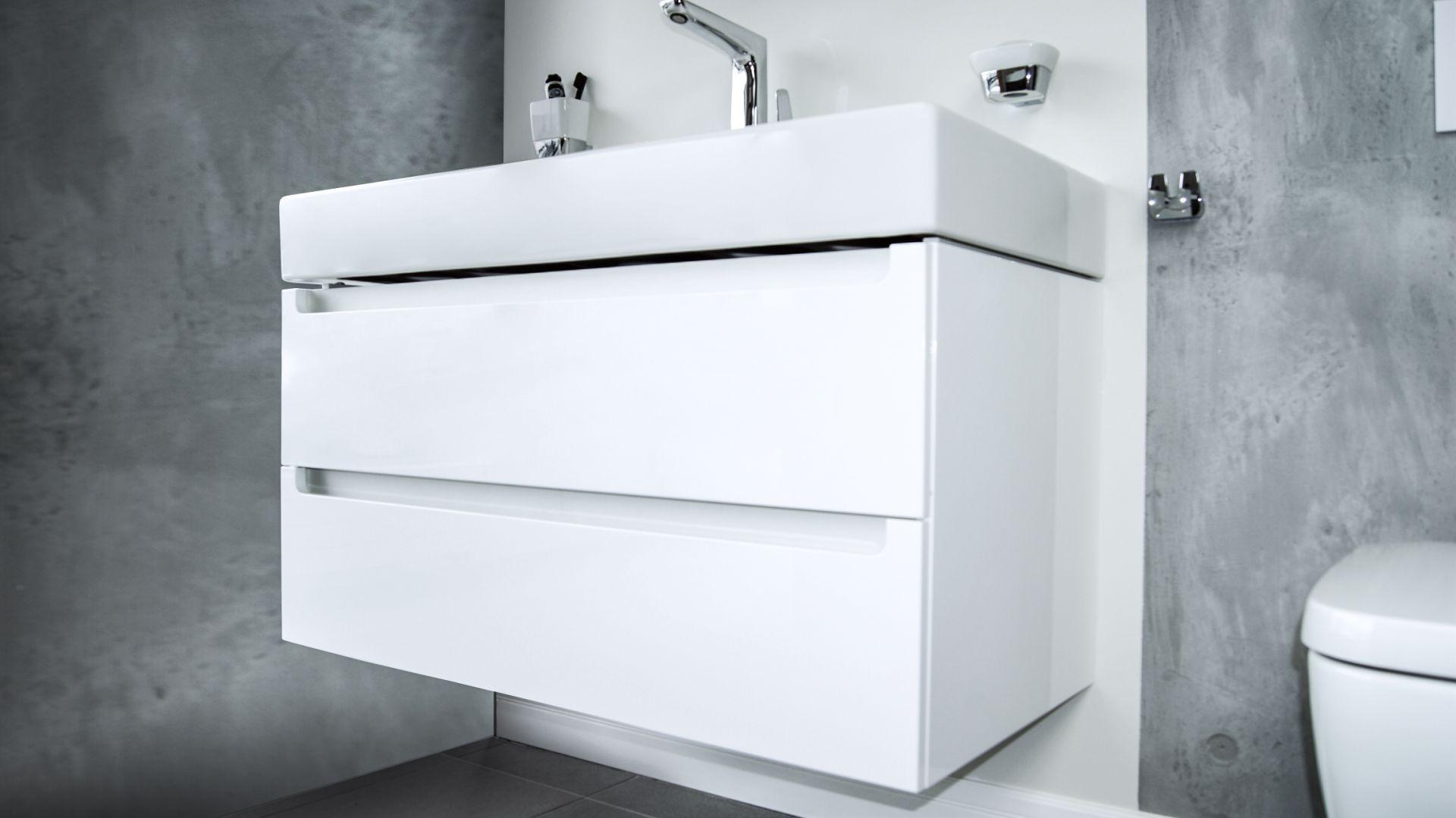 Meble łazienkowe WHITE