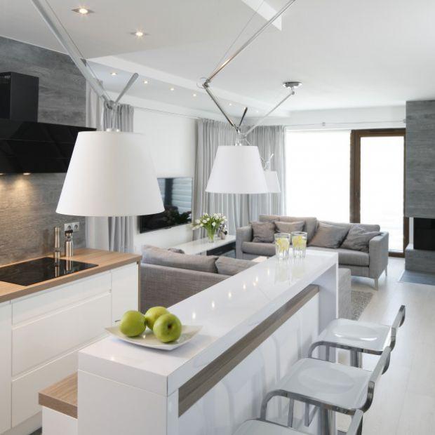 Mała kuchnia w domu jednorodzinnym - propozycje aranżacji