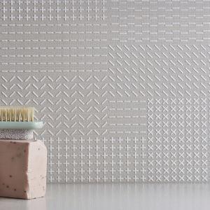 Kolekcje kafli dla Ceramika Pilch Jasienica. Fot. Bartek Sadowski.