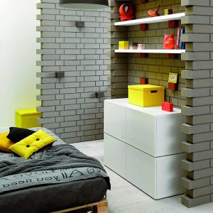 Pokój dla nastolatka. Fot. Röben
