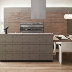 Salon z aneksem kuchennym i jadalnią. Fot. Röben