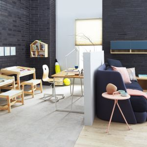 Salon z bawialnią. Fot. Röben