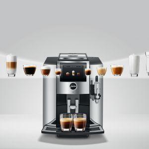 Ekspres do kawy S8. Fot. Jura