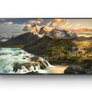 """Telewizor Bravia ZD9 w rozmiarze 100"""" zapewnia głęboki kontrast dzięki technologii Backlight Master Drive™ z podświetleniem LED. Fot. Sony"""