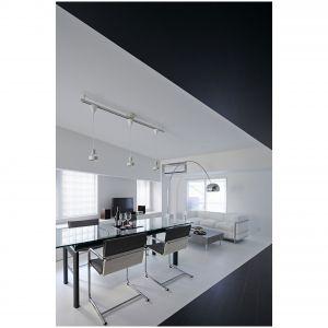 Sztucznie wykreowana perspektywa - oryginalny sposób architekta na optyczne powiększenie przestrzeni. Fot. Koichi Torimura.