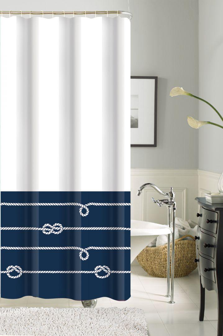 Akcesoria Do łazienki Kolorowe Zasłonki Prysznicowe
