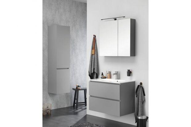 Łazienka w stylu soft loft. Modny pomysł na wnętrze